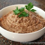 Refried Beans My Way, findingourwaynow.com