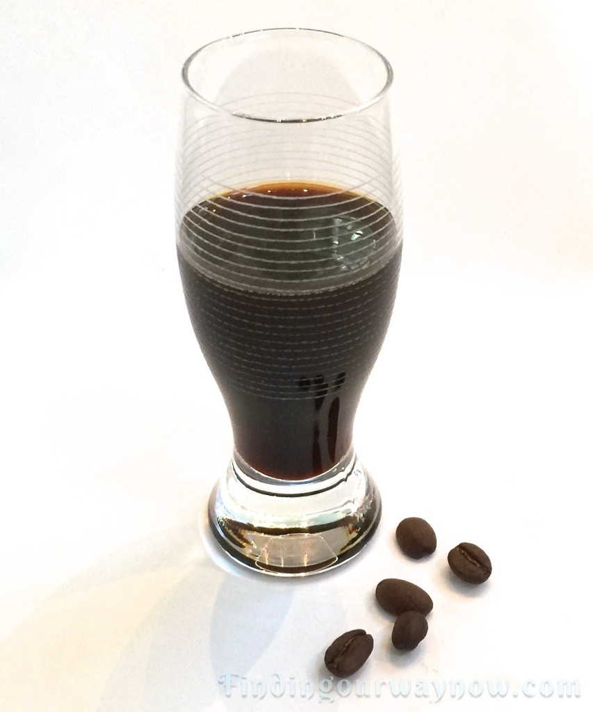 Homemade Coffee Liqueur, findingourwaynow.com