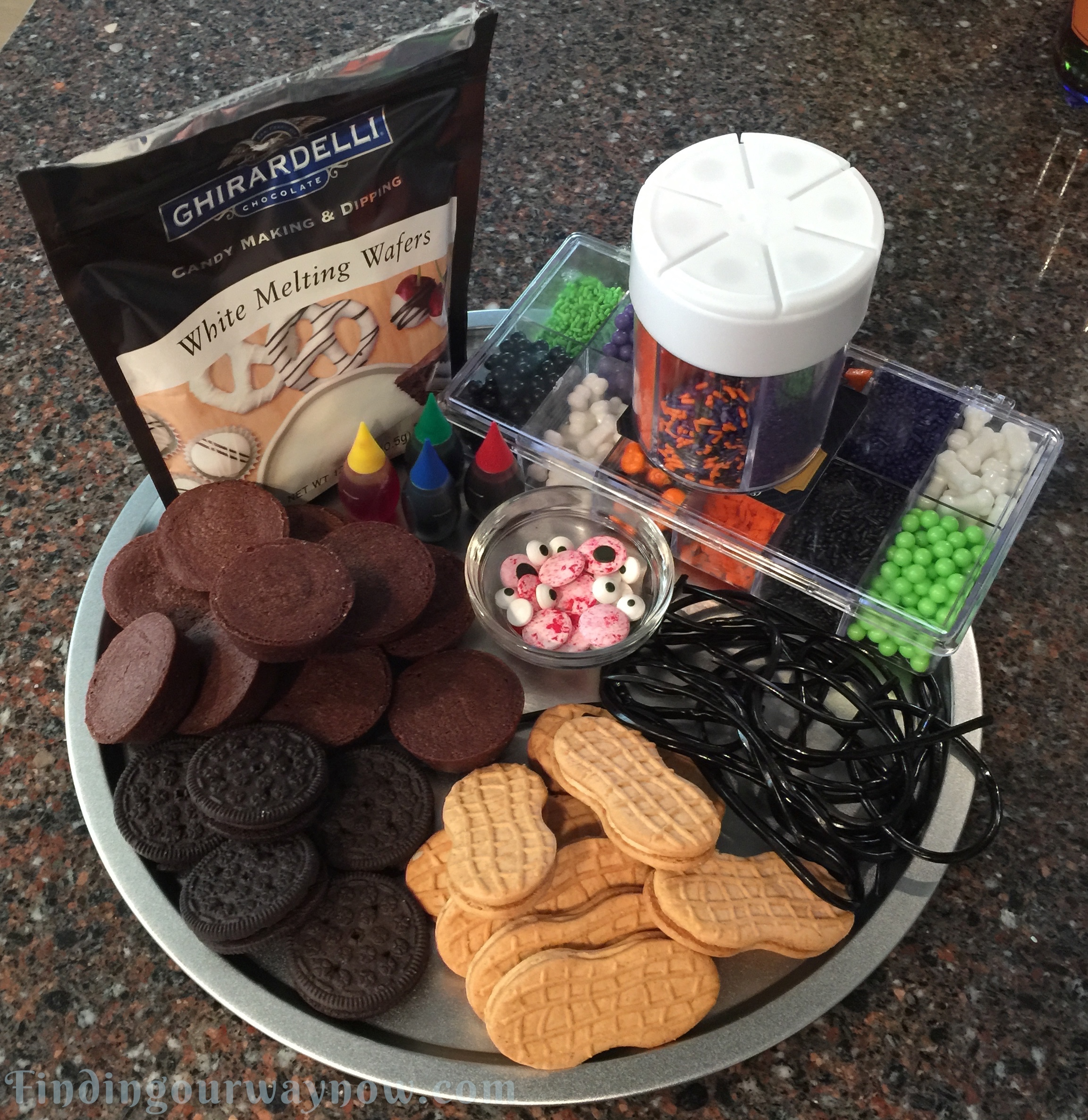Quick halloween treats recipe finding our way now for Quick and easy halloween treats to make