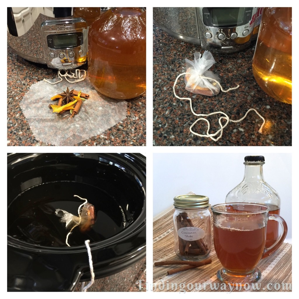 Slow Cooker Mulled Cider, findingourwaynow.com