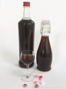 Homemade Crème de Cocoa, findingourwaynow.com