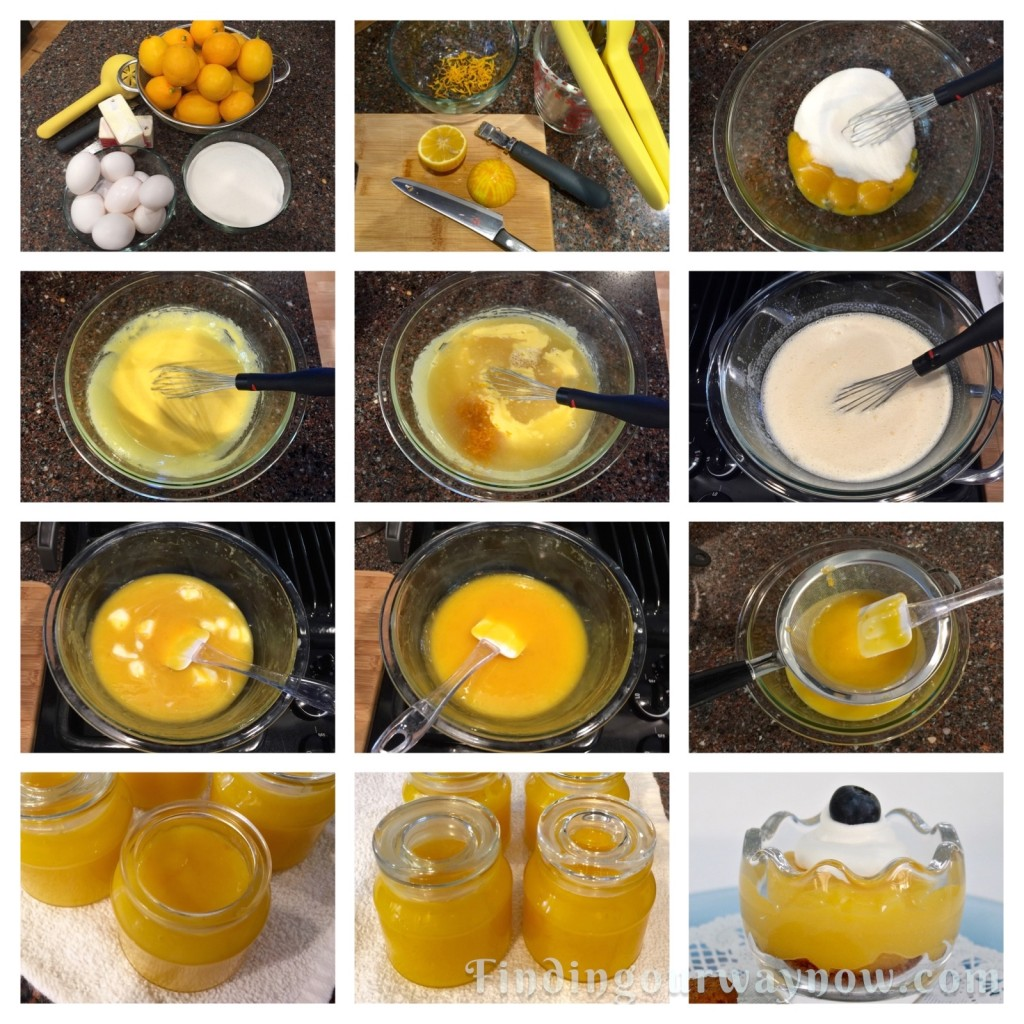 Meyer Lemon Curd, findingourwaynow.com