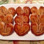 Palmier Cookies, findingourwaynow.com