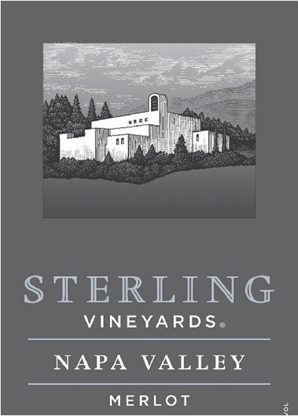 Sterling Vineyards Napa Valley Merlot, findingourwaynow.com