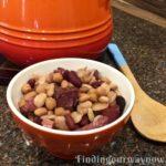 Calico Beans, findingourwaynow.com