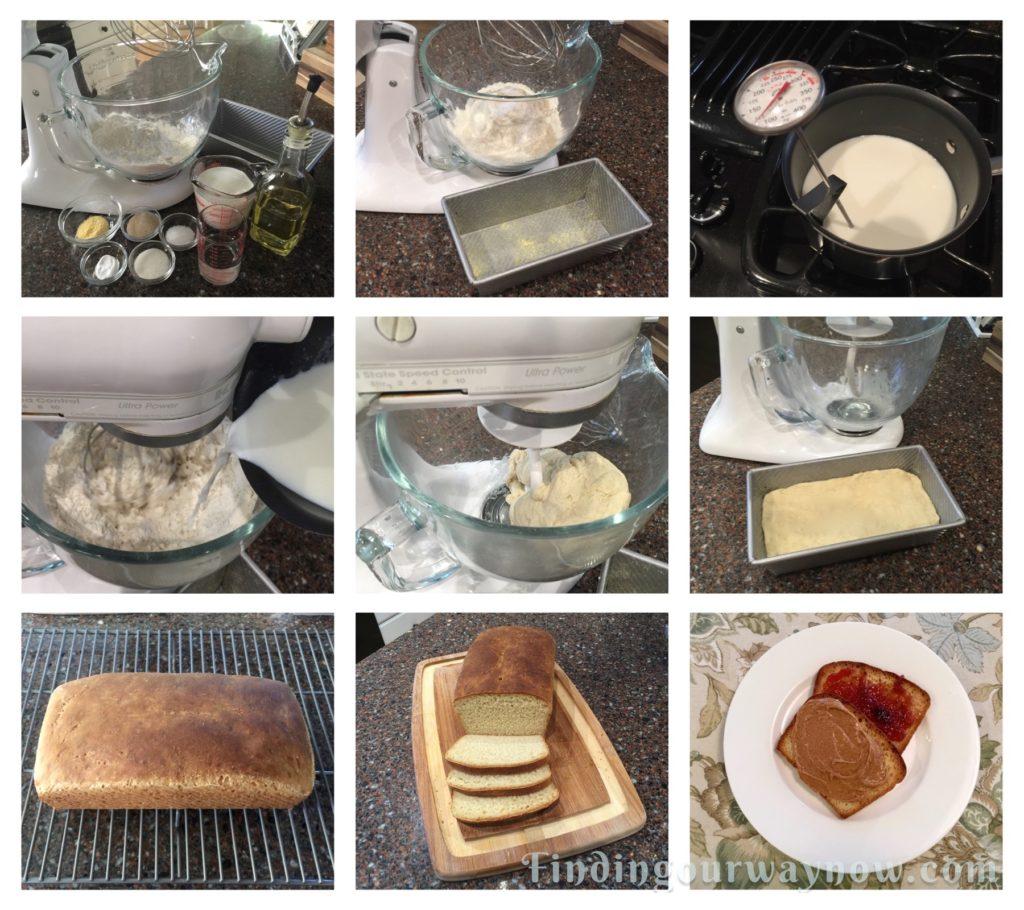 English Muffin Toasting Bread, findingourwaynow.com