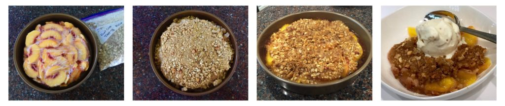 Make-Ahead Fruit Crisp, findingourwaynow.com