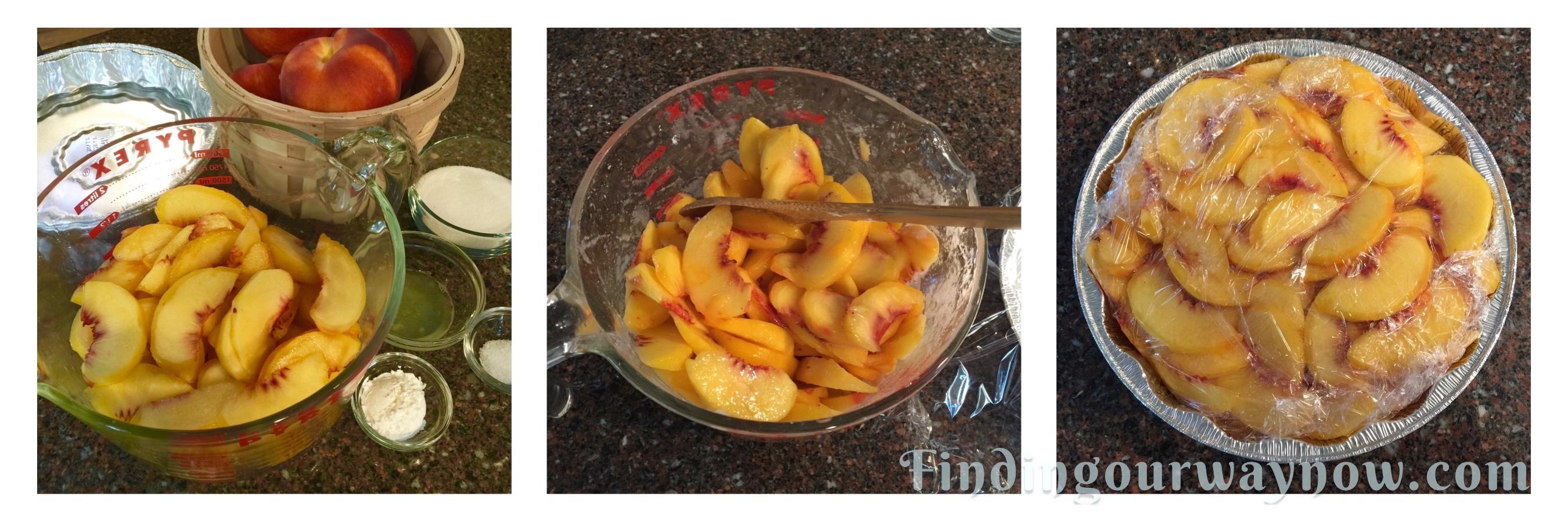 Fruit Crisp Topping