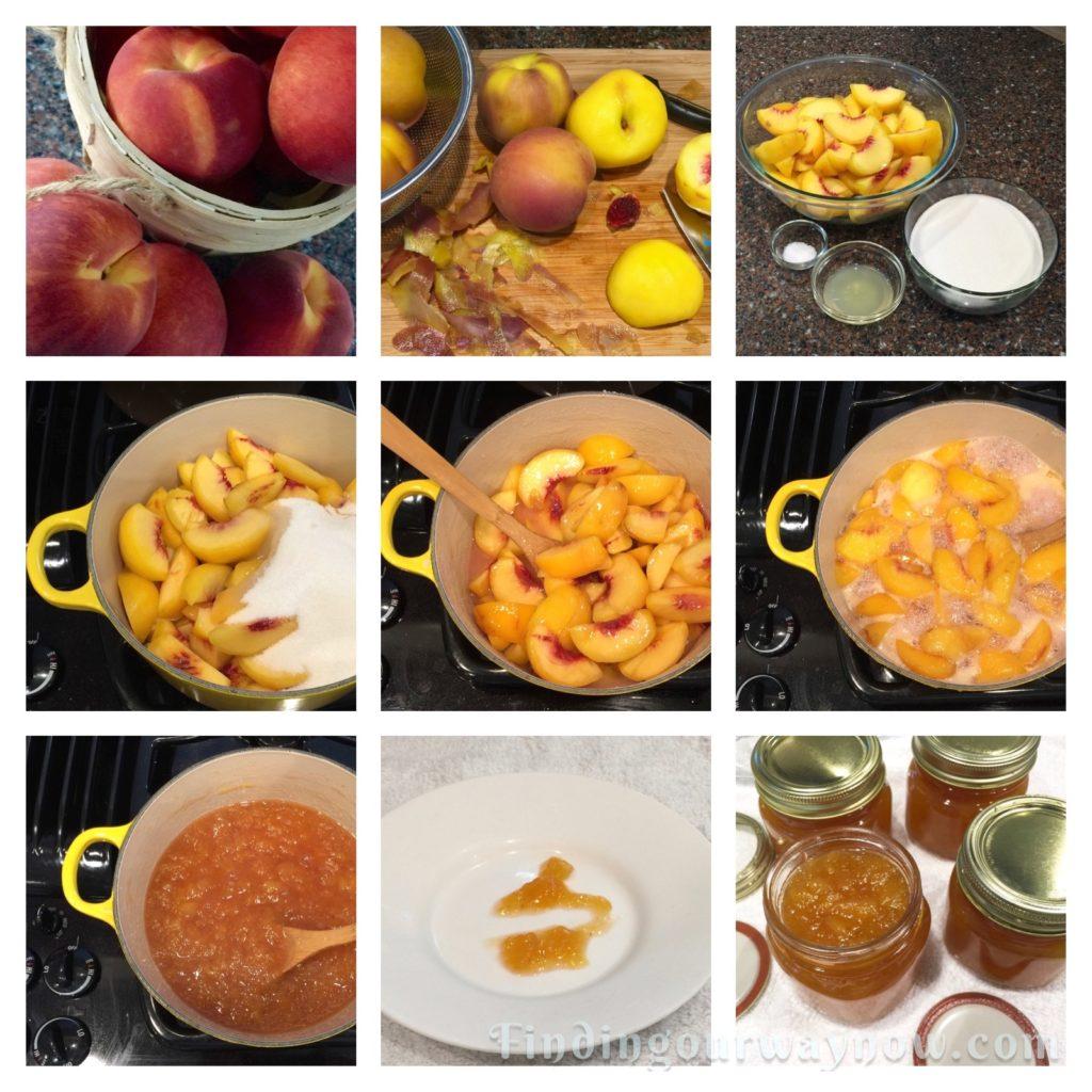Peach Preserves, findingourwaynow.com