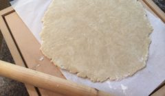 Pie Crust Recipe By Susan, findingourwaynow.com