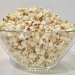 Perfect Popcorn My Way, findingourwaynow.com