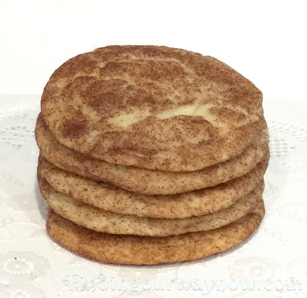 America S Test Kitchen Snickerdoodle Recipe