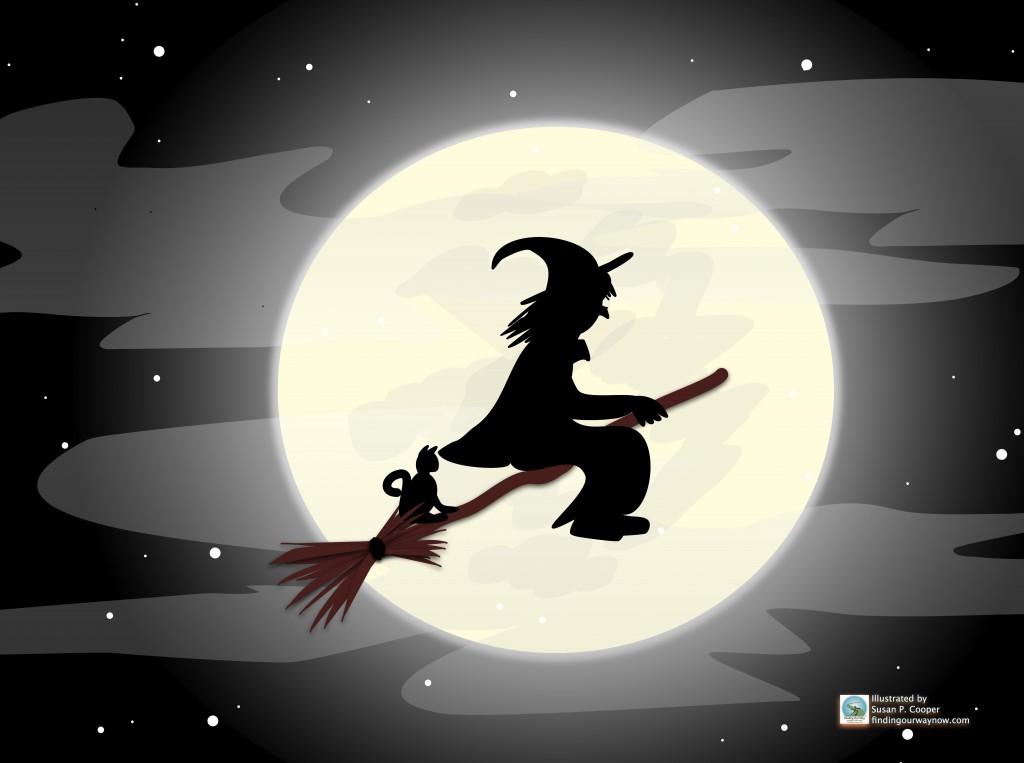 Witch, findingourwaynow.com