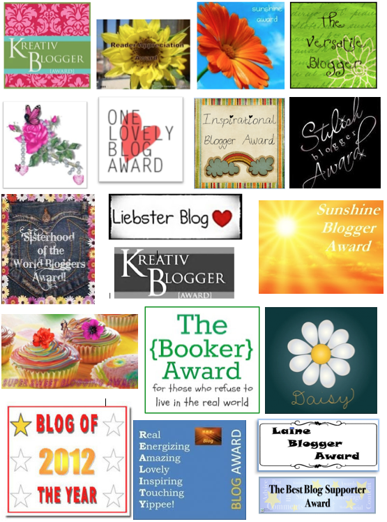 Awards, findingourwaynow.com