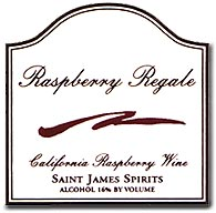 Raspberry Regale by Saint James Spirits. findingourwaynow.com