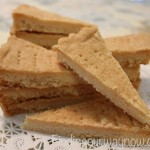 Scottish Shortbread Recipe, findingourwaynow.com