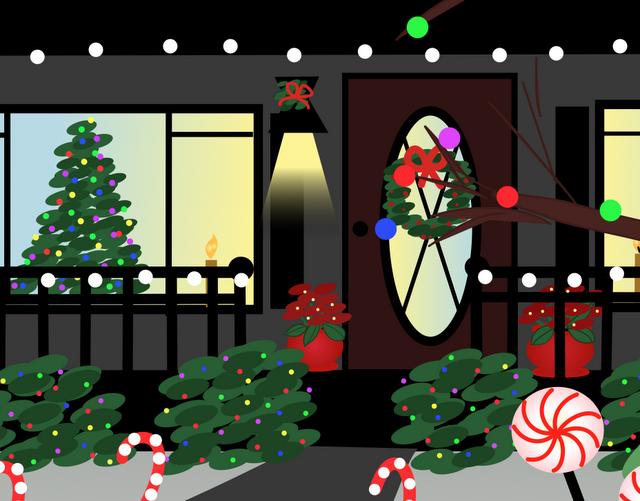Holiday Lights, findingourwaynow.com