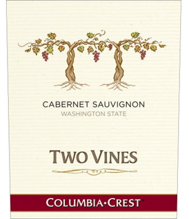 Columbia Crest Twin Vines Cabernet Sauvignon, findingourwaynow.com
