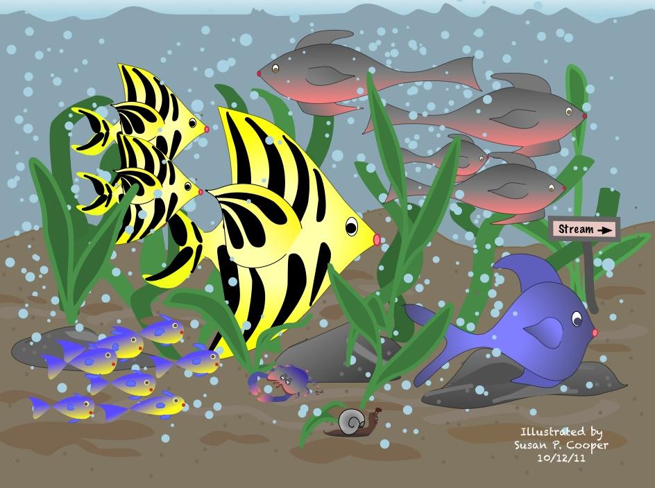 Swimming Upstream, Findingourwaynow.com