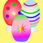 Easter Illustrations Using iDraw: #Art