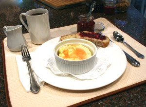Eggs In A Cup, Findingourwaynow.com