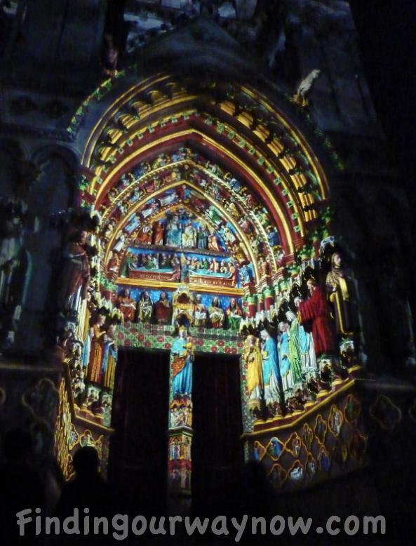 Sightseeing in France - Week 1, findingourwaynow.com