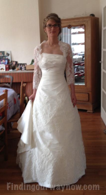 A French Wedding, findingoirwaynow.com