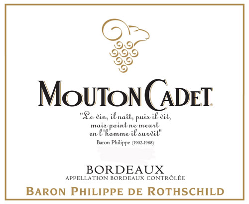 Mouton Cadet Bordeaux Wine Finding Our Way Now