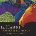 14 Hands Cabernet Sauvignon 2010, findingourwaynow.com