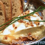 Baked Brie with Honey, findingourwaynow.com
