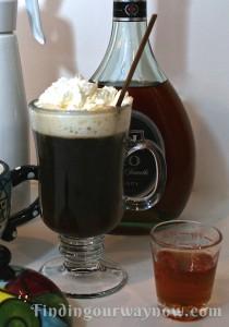 Original Irish Coffee, findingourwaynow.com