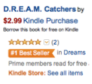 The eBook, D.R.E.A.M. Catchers: #Book