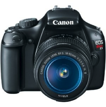 Canon Rebel T3 Camera, findingourwaynow.com