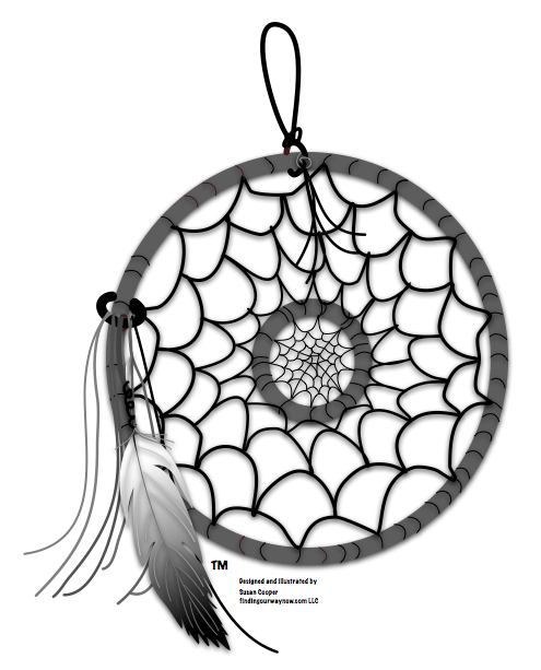 Dream Catchers In Print Book Finding Our Way Now