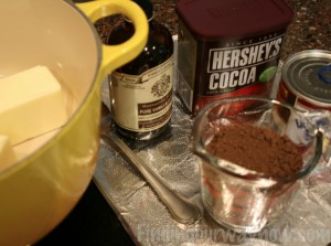 Easy Dark Chocolate Truffles, findingourwaynow.com