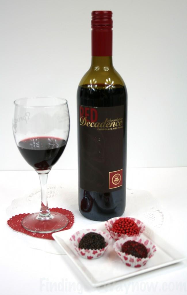Two Chocolate Wines, findingourwaynow.com