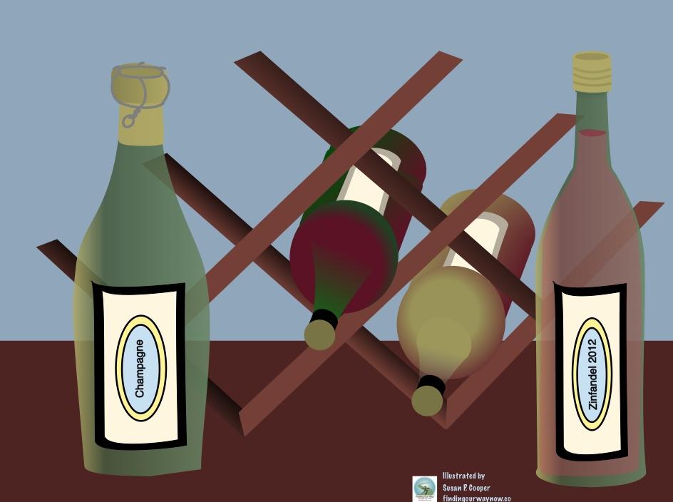How To Properly Store Wine, findingourwaynow.com