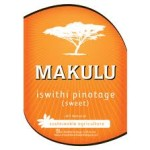 Makulu Iswithi Pinotage Wine, findingourwaynow.com