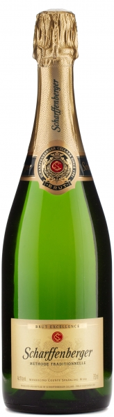 Scharffenberger Cellars Brut Excellence, findingourwaynow.com