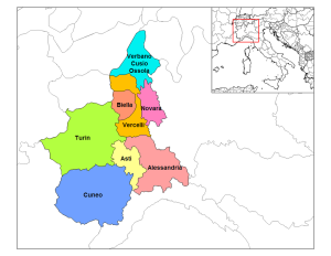 Piedmont (Piemonte) Wine Region, findingourwaynow.com