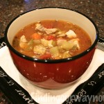 Easy Chicken Vegetable Soup, findingourwaynow.com