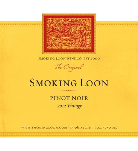 Smoking Loon Pinot Noir, findingourwaynow.com