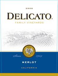 Delicato Merlot, findingourwaynow.com