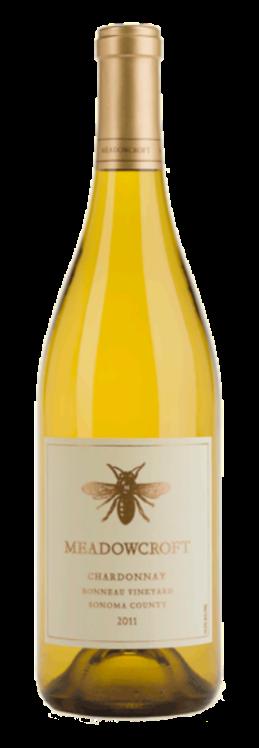 Meadowcroft Wines Chardonnay, findingourwaynow.com