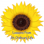 Lessons From An Ordinary Life, findingourwaynow.com