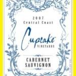 Cupcake Cabernet Sauvignon Label, findingourwaynow.com