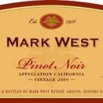 Mark West Pinot Noir, findingourwaynow.com