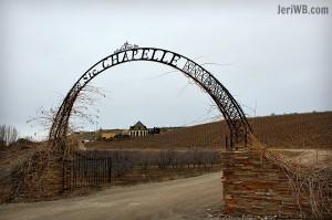 Idaho Wines Ste. Chappelle, findingourwaynow.com