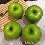 Stuffed Baked Apples, findingourwaynow.com