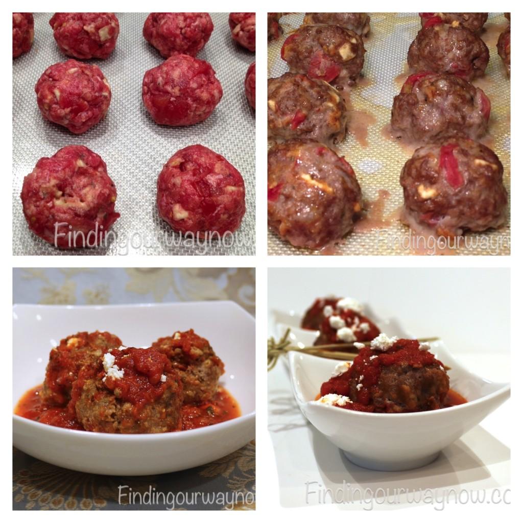 Easy Meatballs, findingourwaynow.com